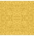 Seamless pattern of gold lines Marbled style The vector image
