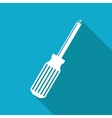 phillips screwdriver icon Eps10 vector image