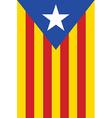 Catalonia vector image