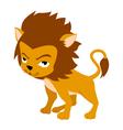 Leo Zodiac vector image