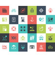 leisure and tourism vector image