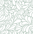 Abstract curls pattern vector image vector image