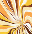 abstract orange background vector illustration vector image vector image