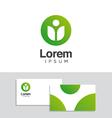 Logo design element 35 vector image