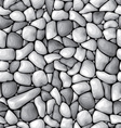 pebble seamless vector image vector image