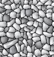 pebble seamless vector image