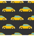 car pattern vector image