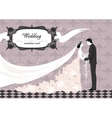 Wedding ceremony vector image