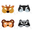 Animals Mask vector image