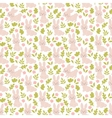 Bunny seamless pattern vector image
