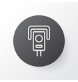 surveillance icon symbol premium quality isolated vector image