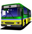 Al 0613 bus 05 vector image