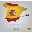 country spain vector image