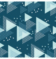 seamless pattern modern style vector image