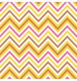 Seamless colorful chevron pattern for easter eggs vector image