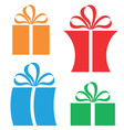 Gift Package vector image