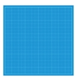Blueprint paper vector image vector image