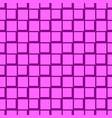 square line geometric seamless pattern 502 vector image