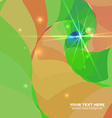 Abstract Colorful Spiral Tunnel Background vector image
