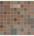 Abstract brown textile seamless pattern background vector image