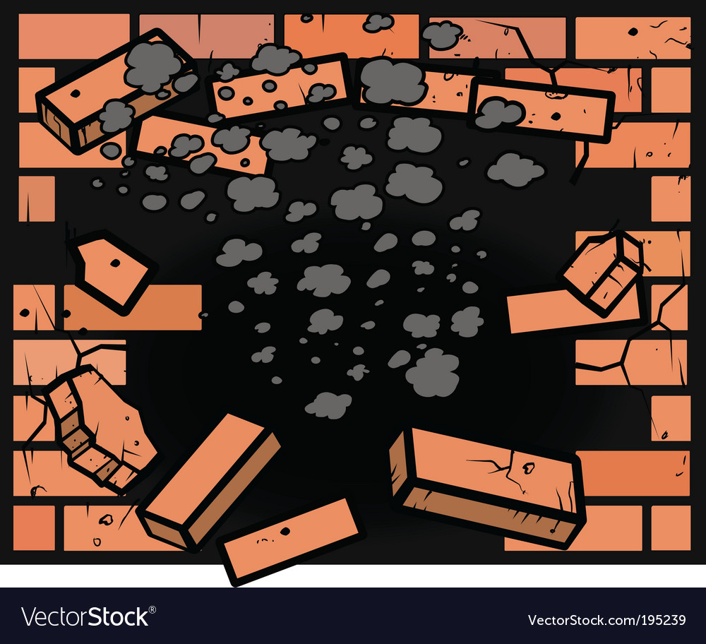 Comic book background vector