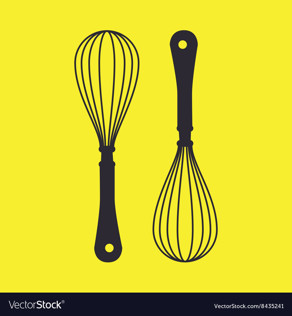 Kitchen tools design vector