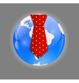 Business World Concept vector image vector image