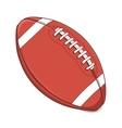 American Football Ball vector image