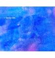 Watercolor universe vector image