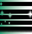 Black Grunge Strips 6 vector image vector image