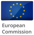 european commission vector image