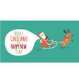 Happy NewYear card vector image