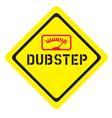 Dubstep logo vector image