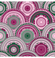 vivid seamless pattern vector image vector image