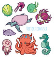 animals - marine life vector image