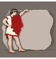 Greekboy vector image