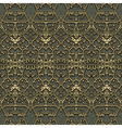decor metal pattern vector image vector image