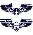 The icons of the Navy and the Navy vector image vector image