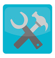 build tool icon vector image