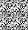 black and white khaki pattern vector image