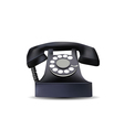 telephone isolated vector image