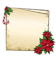 Christmas paper background vector image vector image