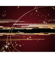 Abstract futuristic background vector image vector image