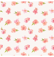 Spring Blossom Flowers Background vector image vector image