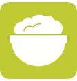 Flour Pot vector image