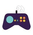 videogame control icon vector image