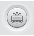 Company Profile Icon vector image