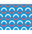 Lifebuoy pattern vector image
