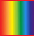 abstract rainbow colors stripes background vector image