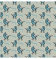 seamless pattern with baby carriage vector image vector image